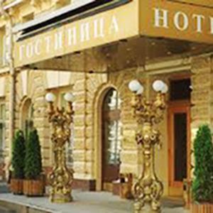 Гостиницы Череповца