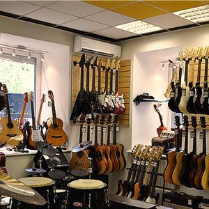 Музыкальные магазины Череповца