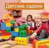 Детские сады в Череповце