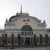 Железнодорожные вокзалы в Череповце