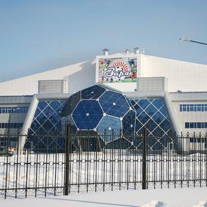 Спортивные комплексы Череповца