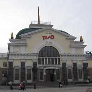Железнодорожные вокзалы Череповца